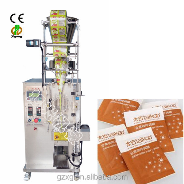 Multi function sachet spices packing machine