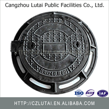 Foundry Price Sand Casted double seal manhole cover
