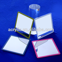 New Product 2017 1-6mm thickness acrylic tabletop mirror for sale