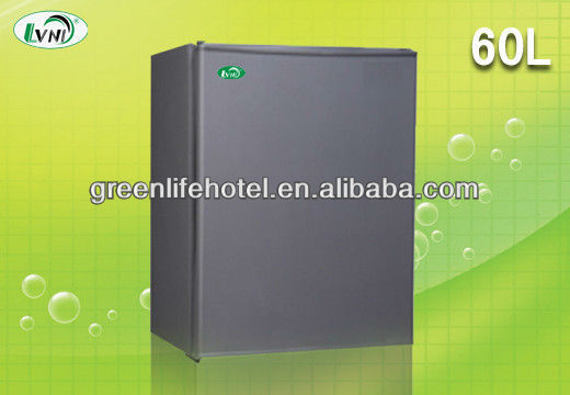 Largest commercial 60L gray hotel refrigerator