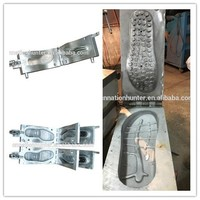 PU shoe sole 2 Pieces Mould/PU outsole mold