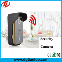 Smart Home IP55 wireless video camera with App
