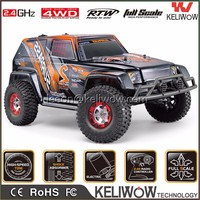 1/12 scale 2.4G 4WD high speed RTR electric powerful micro buggy rc