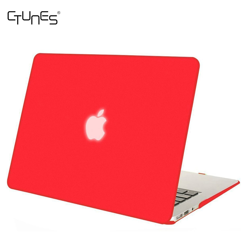 Cover for MacBook Air ,Rubberized Coating Plastic Hard Case Cover for Apple MacBook Air 13 Inch