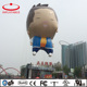 custom made promotional inflatable parade helium sky cartoon balloon