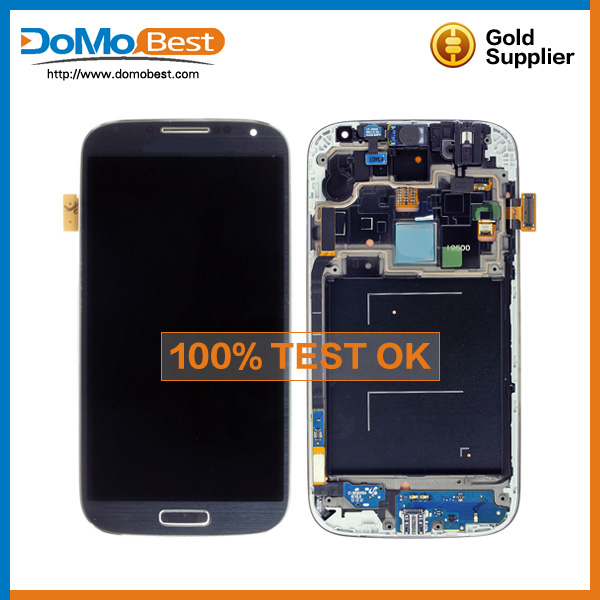 Wholesale mobile phone replacement lcd touch screen for samsung galaxy s4 i9500 with best price