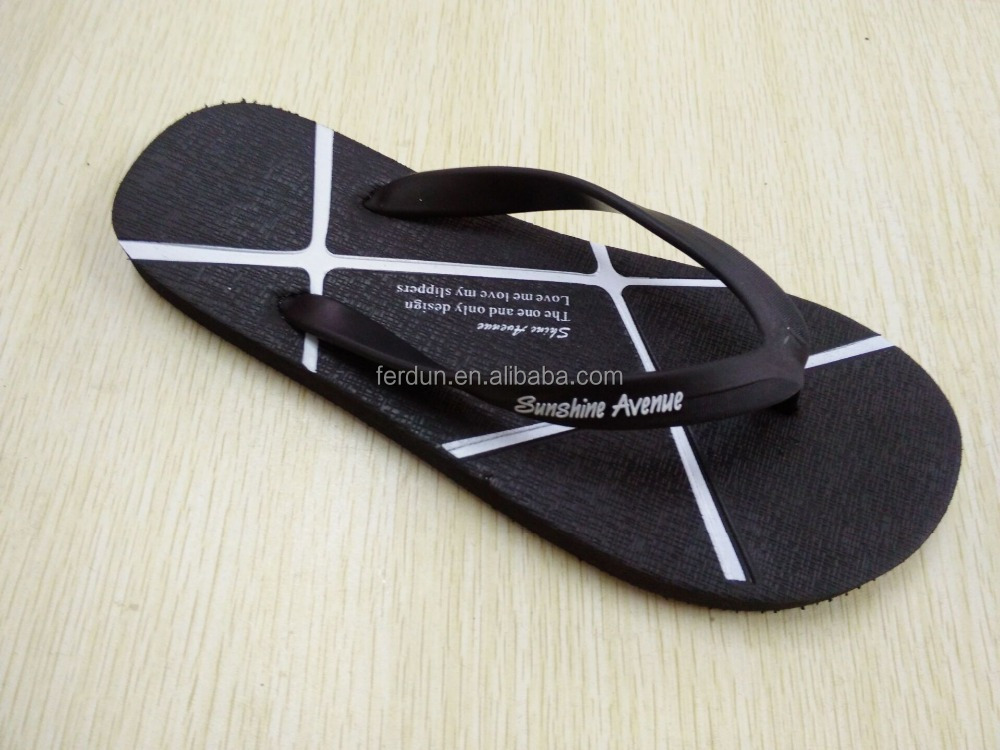 Black Cheap Flip flops for women