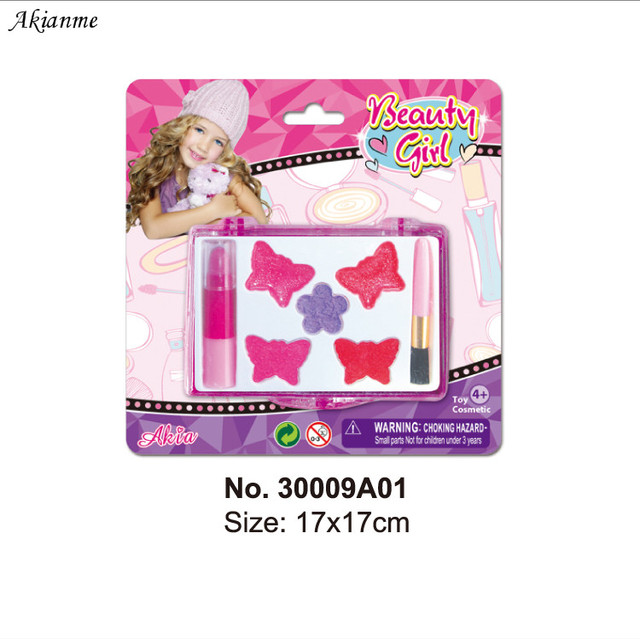 simple,compact,easy match children toy,kids makeup cosmetic set