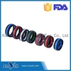 Classic Silicone Wedding Ring For Sports Men and Women