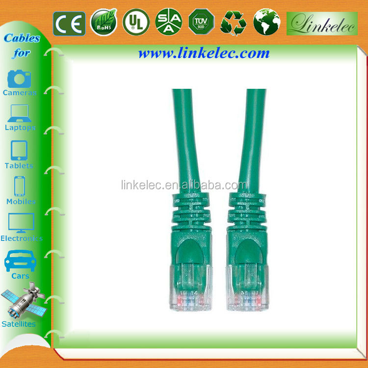 6inch cable network snagless molded boot ethernet cat5e network cable