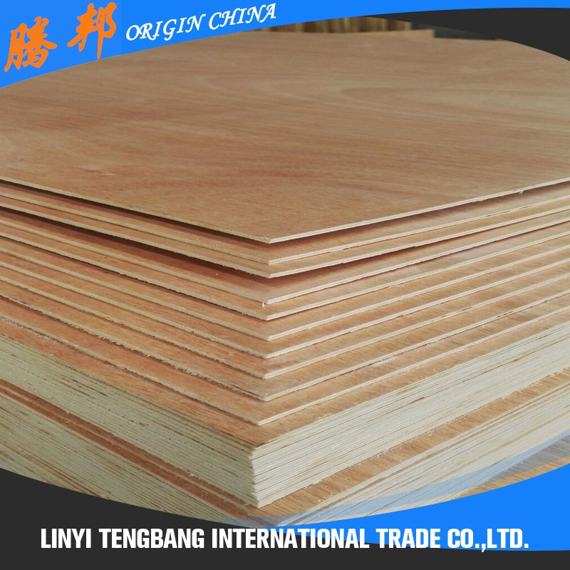 China Plywood Factory Supply Plywood Furniture Wooden Board