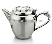 stainless steel tea pot/ coffee pot with high quality