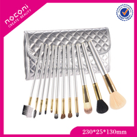 2017 new product Hot sale makeup 12pcs makeup brush set/cosmetic brush set