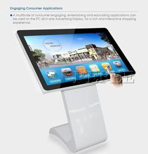 Shopping mall 32in,42in,55in Fashion Design,touch screen games kiosk