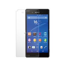 Factory Japan glass anti-shock Screen Protectors With Design Retail Package OEM/ODM for Sony Xperia z