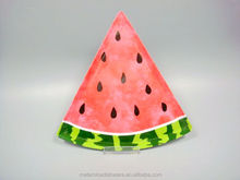 Watermelon Design Fruit Plate for Hotel and Home Party