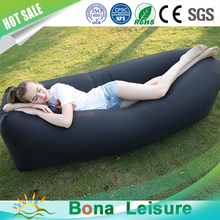 Wholesale Portable Inflatable Lounger Outdoor/Indoor Air Sofa Couch with Travel Bag Waterproof Compression Sacks for Camping