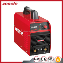 1PH 110v 220V inverter DC arc electric welding machine price with CE,QVC,EMC,LVD
