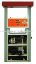 petrol station machine gas and oil dispenser