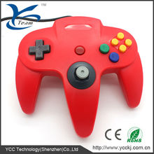 Red Joystick for Nintendo 64 N64 System