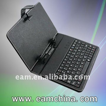 Flytouch 3 case keyboard With high-quality leather case