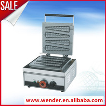 New style commercial electric lolly machine lolly waffle maker