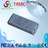 CE Rohs fit for trailing and leading dimmers 12v led driver 10w triac