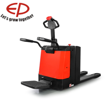 Preventing overload in transporters 2000kg Capacity, Electric Pallet Truck with 8 hours useage time