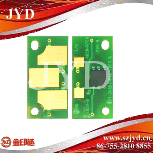 OEM reset toner chip JYD-M1300E 1710567-003 for Min Pagepro 1300W 1350W 1380 1390