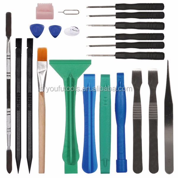 22in1 Professional Screwdriver Set Spudger Prying Tool Mobile Repair Opening Tools Kit