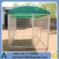 Hot sale fashionable cheap high quality outdoor dog cages/kennels/pet houses