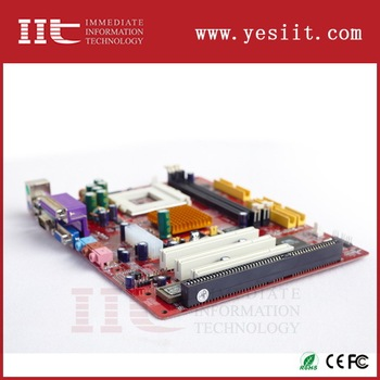 Top level classical hm76 chipset motherboard