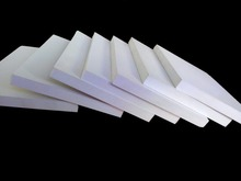 Direct Factory Price 4x8 5mm white rigid pvc foam sheet for advertising
