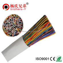 Factory 1-200pair Indoor Copper Cat3 Cat5e UTP Multi pairs Telephone Cable