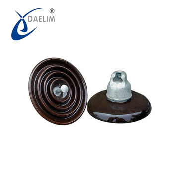 High quality manufacture 24kv polymer suspension Insulator