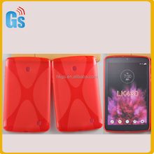 Cheap Price Flexible X Line TPU Gel Case Cover For LG G Pad F7.0 LK430