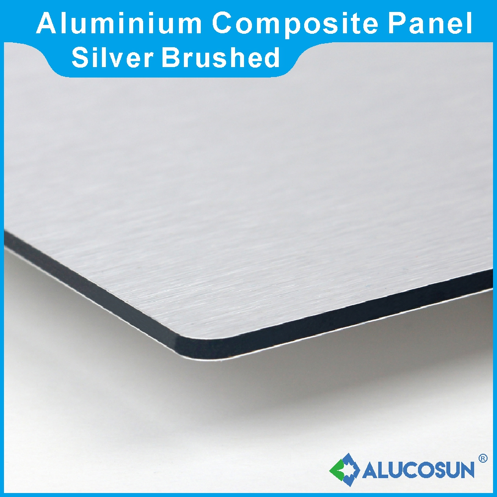High quality aluminium composite panels for wall cladding