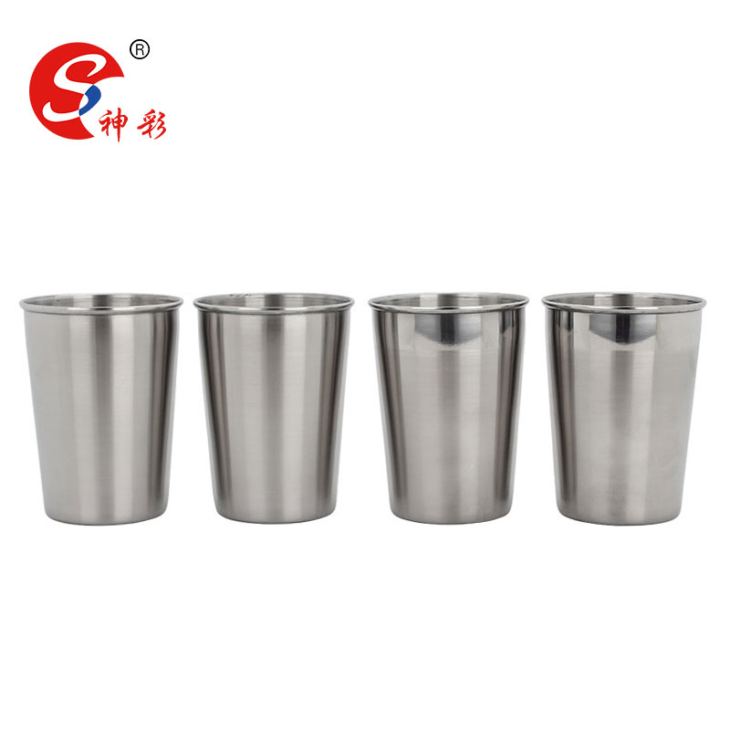 440ml Pint Cup Stainless Steel Pint Cup Iced Tea Tumblers