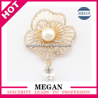 wholesale charming jewellery in bulk wedding fabric antique handmade sunflower brooch