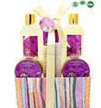 Skin care and anti-aging bath spa gift set for mother's day and Christmas gift set