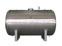 Small capacity biodiesel storage tank/gasoline fuel tank manufacturer made by stainless steel