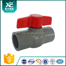 "25mm quick Shut Off 3/4"" cpvc 2 Way Ball Valve water Treatment Irrigation"