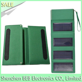 Manufacture solar power bank charger for samsung i9500 s4