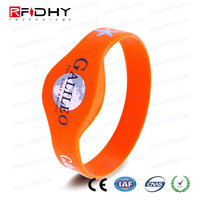 Cheap Custom Fashion Rfid Silicone Plastic
