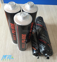 automobile installing glass sealant for car fast dry