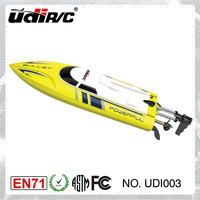 UDIRC 2.4Ghz Motor water cooling system mini boat toys UDI003