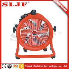 electric motor cooling reversible duct fan