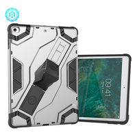 For ipad 5 tablet cover is tpu pc case macbook anti shock case holding design cover for ipad 2017