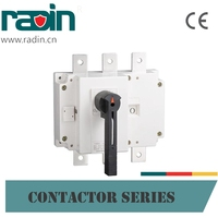 RDGL AC660 DC440V Change over load isolation switch without fuse
