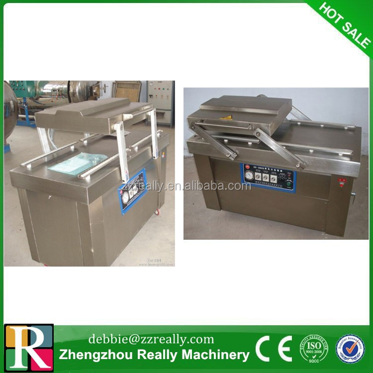 Automatic meat Vacuum packer, peanut vacuum bag, food vacuum packing machine